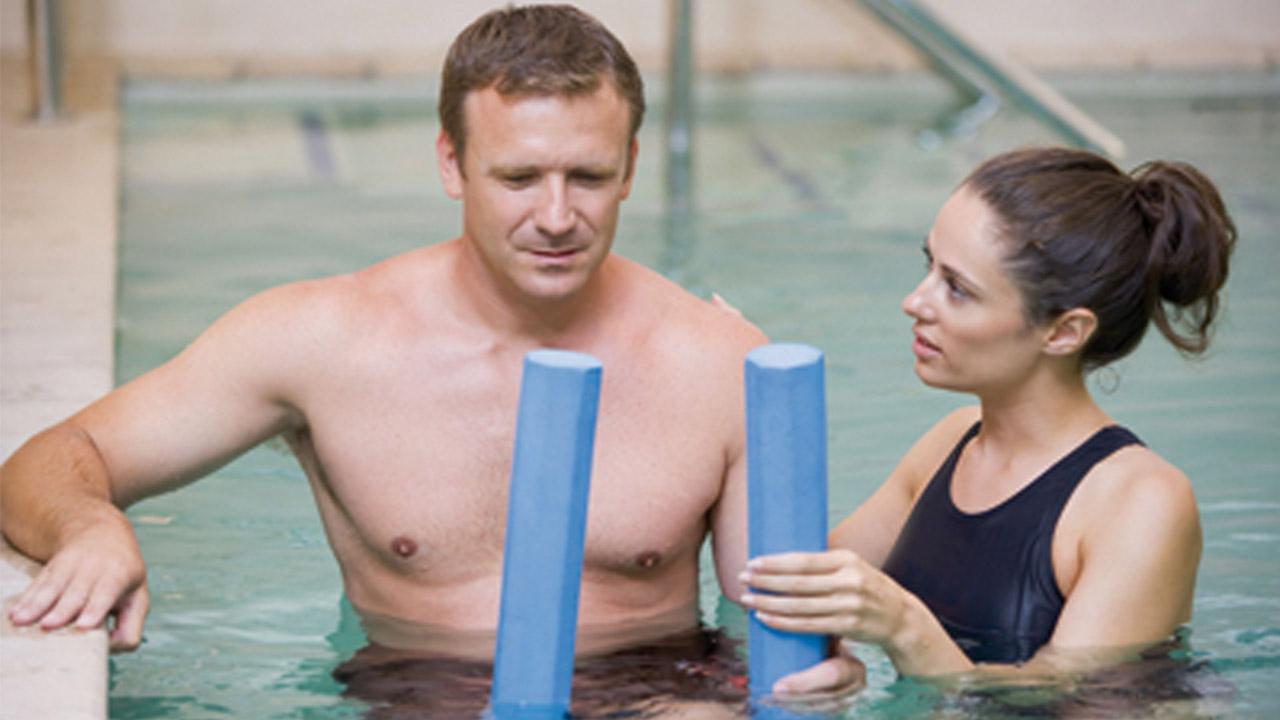 fisioterapia in acqua milano